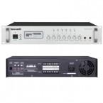 KDLK GS-120WT 2U带6分区MP3/FM公共广播功率放大器 120W