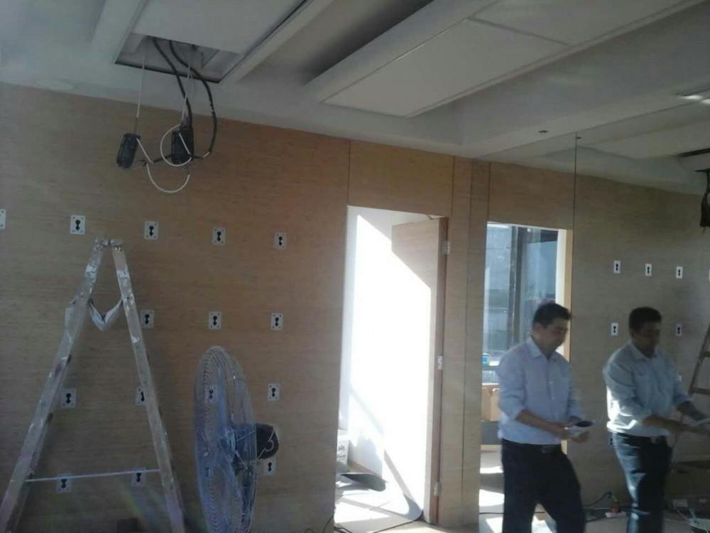 吊顶电路接线方法
