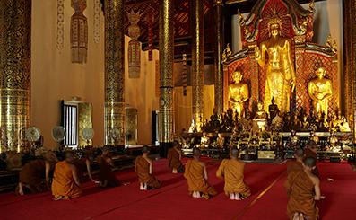 佛教寺庙音响