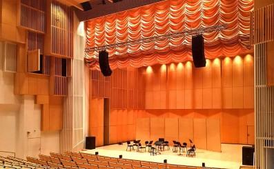 芬兰国家级Martti音乐厅选用Aura audio音响系统
