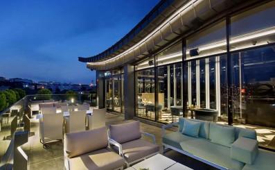 伊斯坦布尔希尔顿酒店选用美国P.AUDIO音响系统